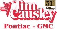 Click here to go to Jim Causley Pontiac